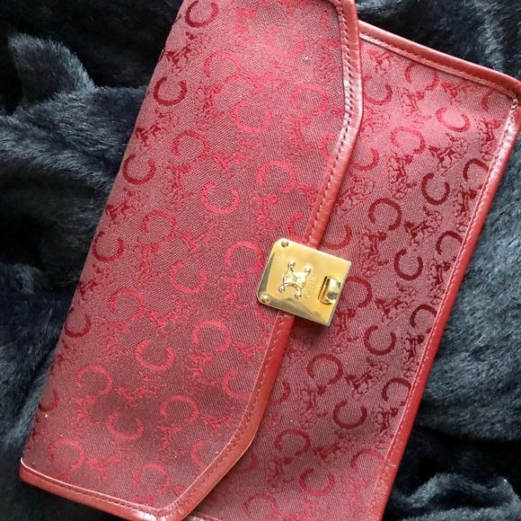 Celine Handbags - Clutch